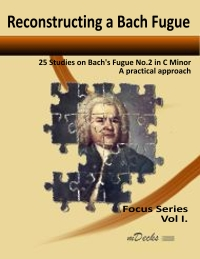 Reconstructing a Bach Fugue