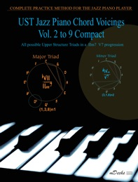 UST Jazz Piano Voicings Vol 2 to 9