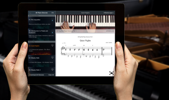 piano app iphone