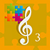 Music Theory Puzzles 3 icon