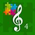 Music Theory Puzzles 4 icon